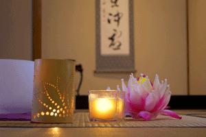 Raumteiler Traditionel Japanische Dekoration